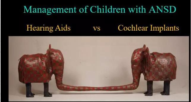 验配师群案例|听神经病的儿童该如何处理?